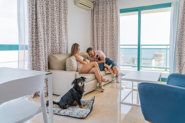 Appartement 3 chambres 5/7 personnes appartements magic atrium beach benidorm