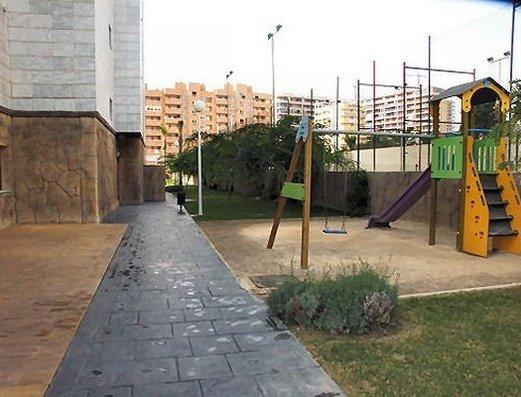 Zone de jeux Appartements Magic Atrium Beach