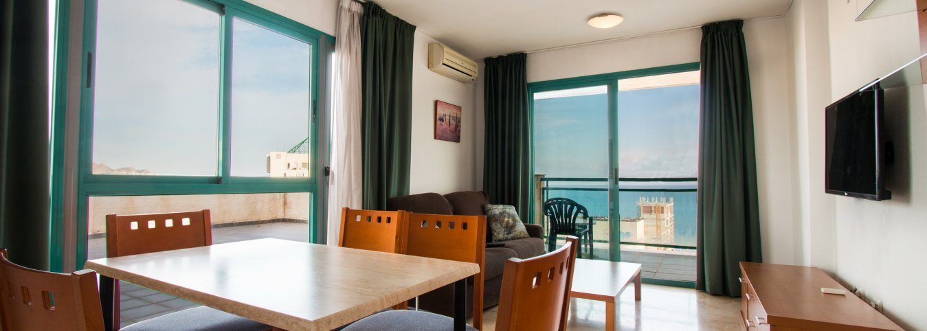 - Appartements Magic Atrium Beach