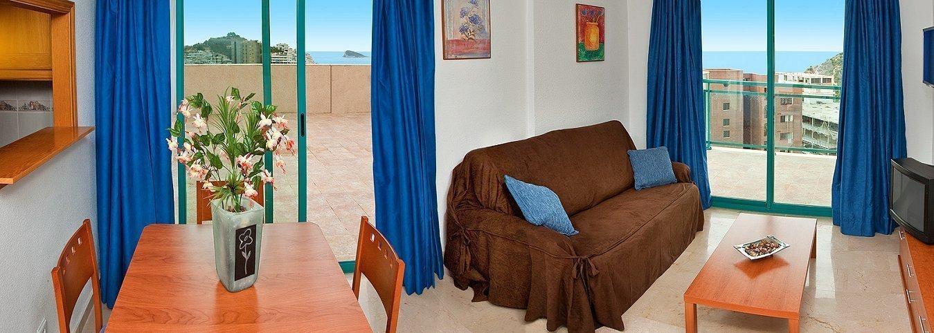 - Appartements Magic Atrium Beach